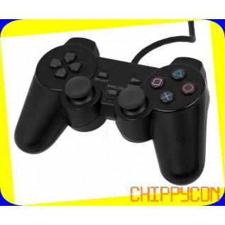 Джойстик в пакете для PS2