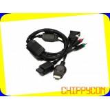 PS3/WII VGA cable кабель VGA