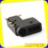 PSP1000 hand free socket разъем наушников