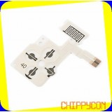 PSP1000 left key cable шлейф левого шифта