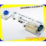 CoolRunner QSB Slim v3 Corona клипса для RGH