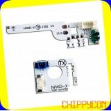 NAND-X & Cool Runner FAT QSB INSTALL KIT клипса для RGH
